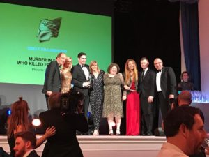 Phoenix TV wins Royal Television Society Award